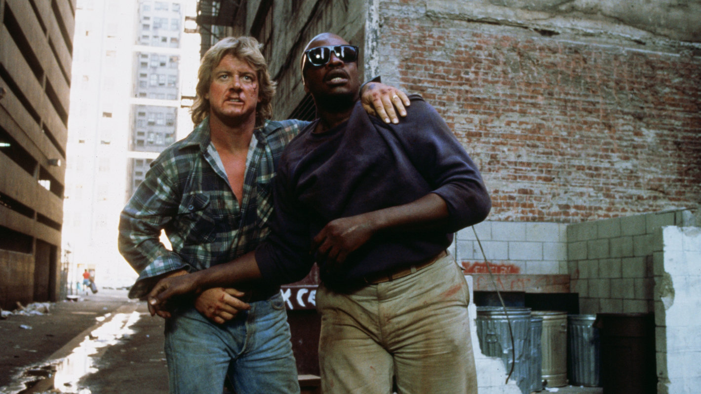 Keith David The Thing Co-starring keith david  theKeith David They Live